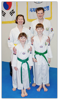 Rochester World Tae Kwon Do